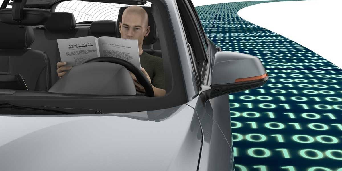 Los 5 niveles de la conducción autónoma que tienes que conocer
