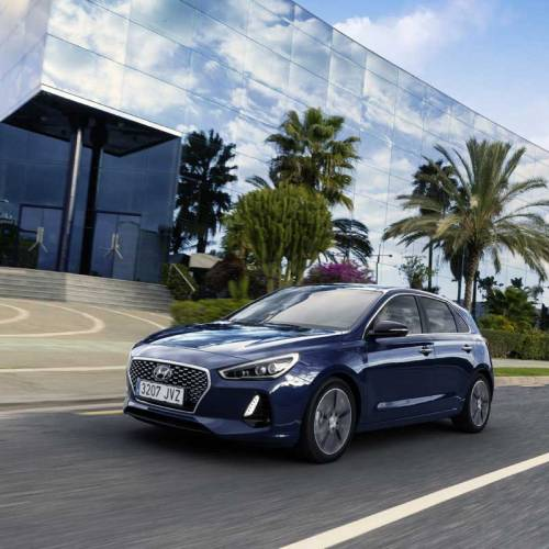 Hyundai i30 Link: con wifi de serie