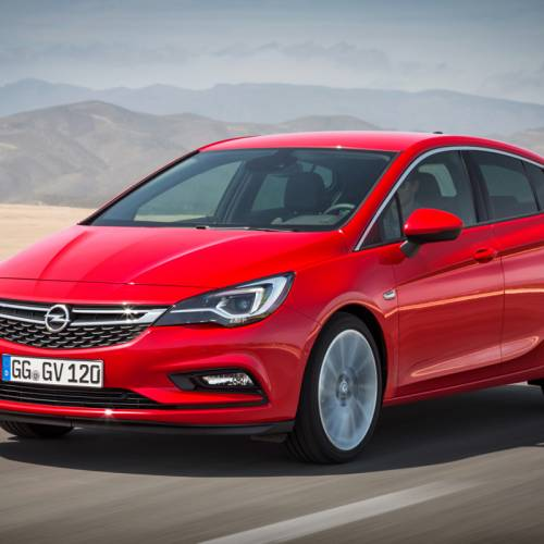 Opel Astra 1.4 Turbo Ecotec GNC: la versión ecológica