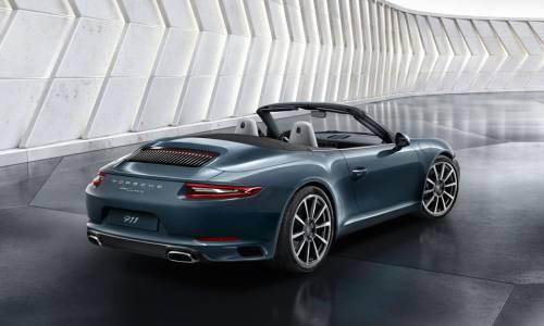 Porsche diseña un nuevo airbag para sus descapotables