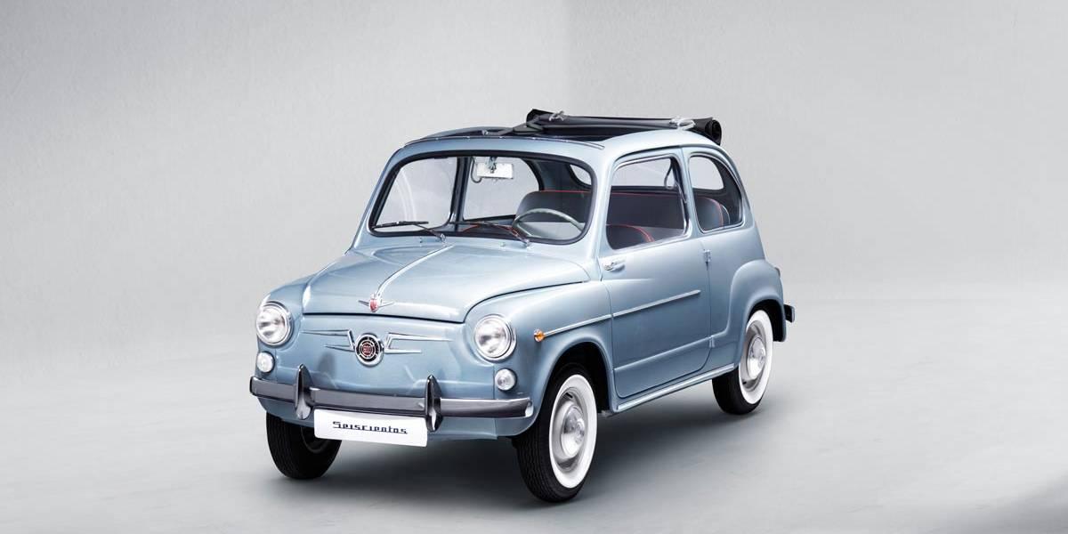 Así restaura SEAT un 600 D Descapotable de 1965