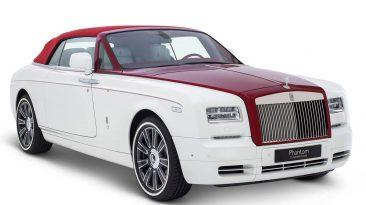 Rolls-Royce Phantom Drophead Coupe inspired by Desert Rose Wisdom Collection