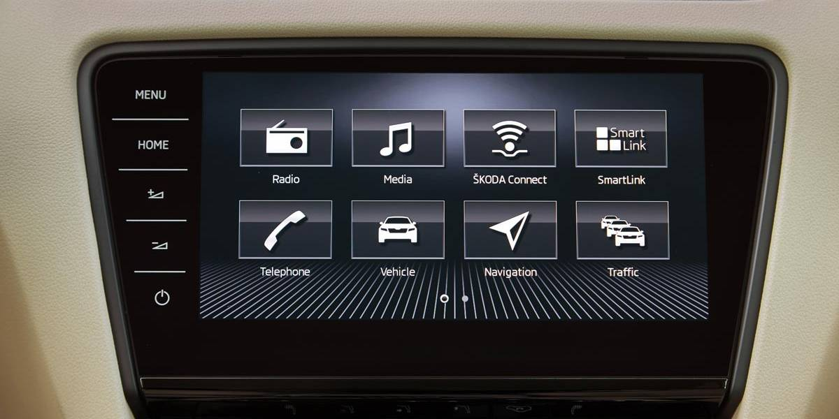 El Škoda Octavia estrena el servicio Škoda Connect