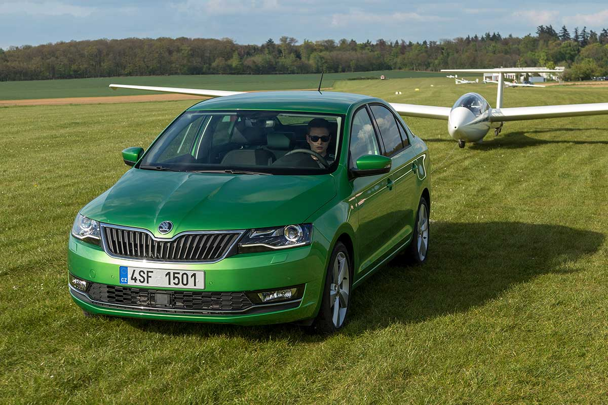 Skoda Rapid 2017 (fotos)