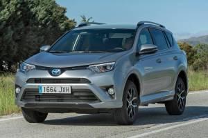 Toyota RAV4 hybrid Fel! Edition