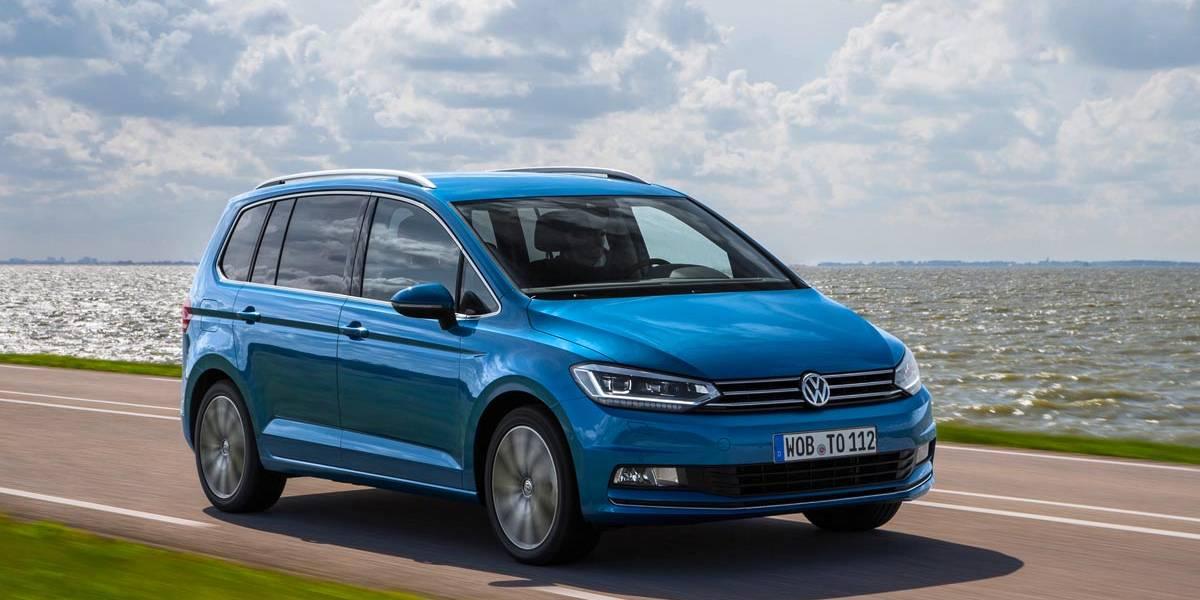 El Volkswagen Touran estrena el motor 1.6 TDI de 115 CV