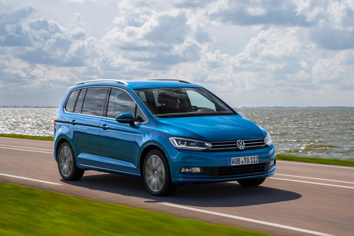 el volkswagen touran estrena el motor 1 6 tdi de 115 cv cosas de coches. Black Bedroom Furniture Sets. Home Design Ideas