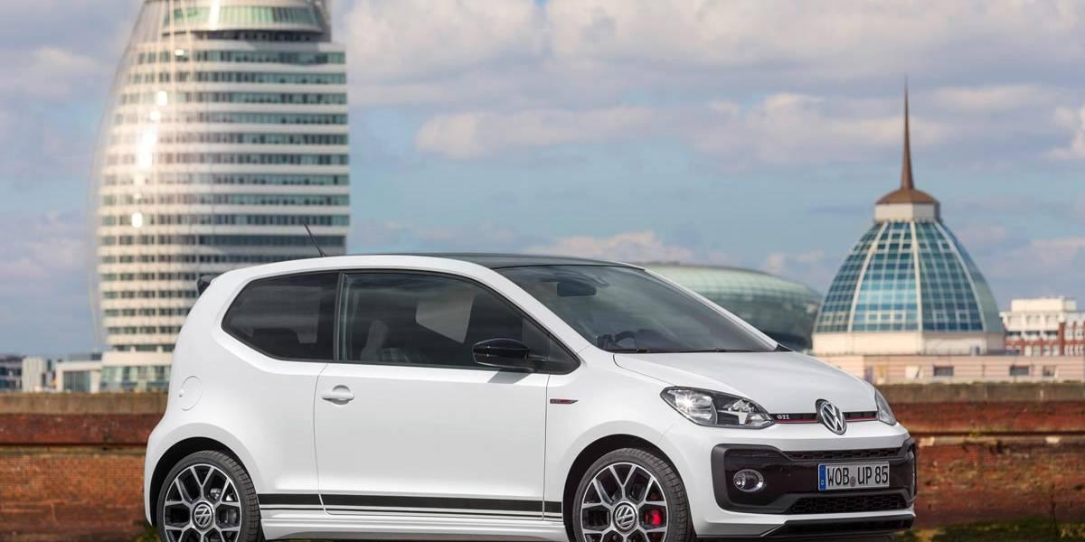 Volkswagen lanzará en 2018 el !Up GTI