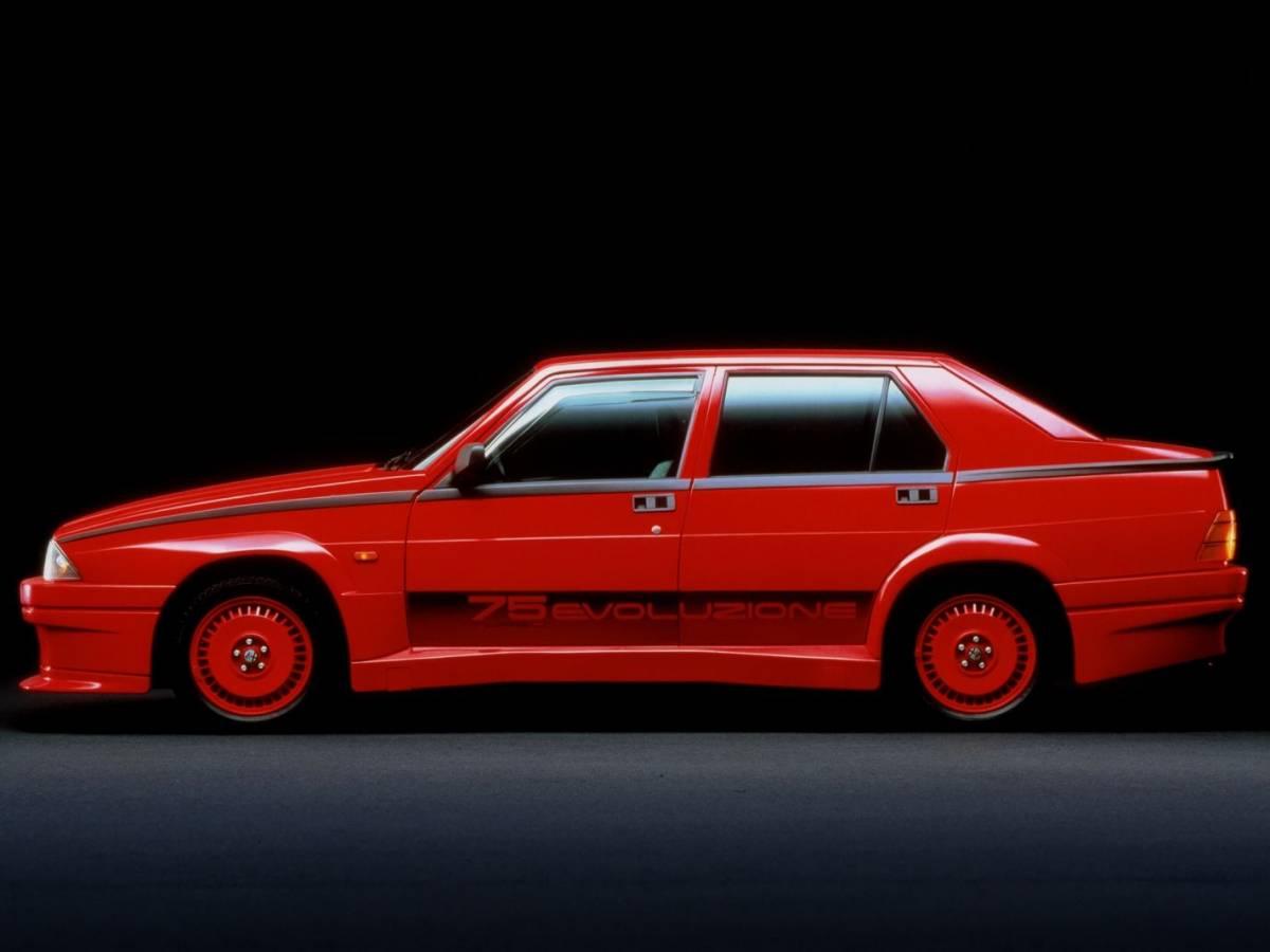 Alfa 75 Turbo Evoluzione