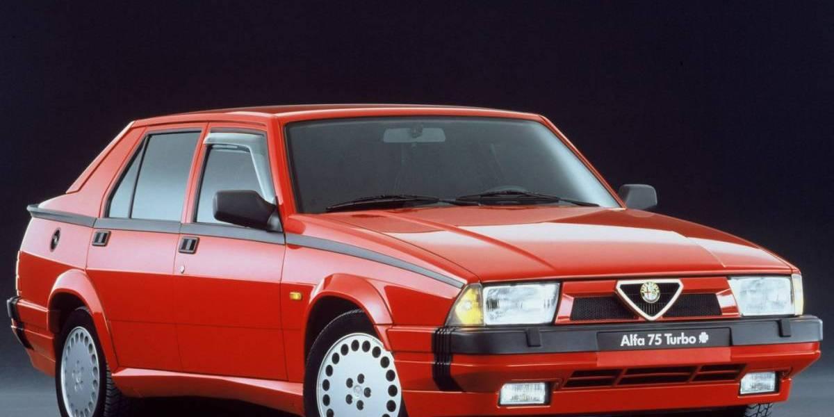 Alfa 75 Turbo Evoluzione: historia, modelos y prueba