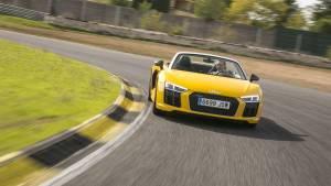 Audi R8 Spyder V10, a prueba (fotos)