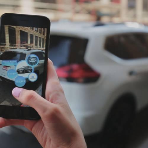 Blippar, el Shazam para los coches que adivinará que modelo estas viendo