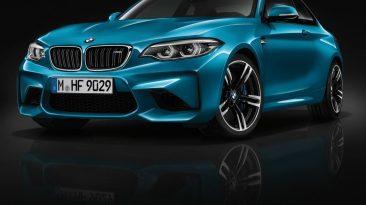 BMW M2 2017 tres cuartos delantero