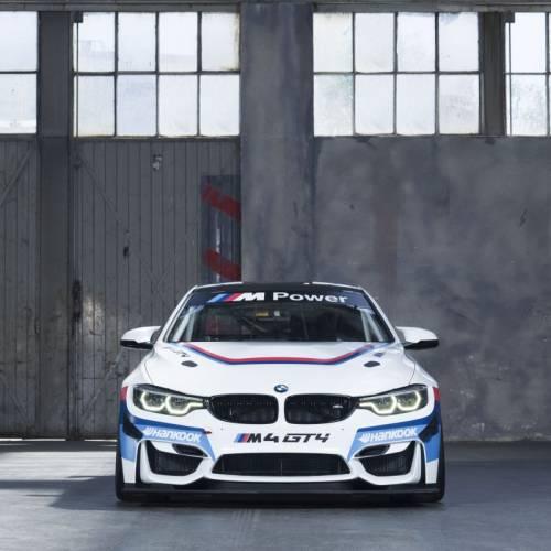 BMW M4 GT4, la apuesta alemana