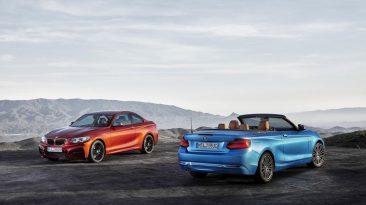 BMW Serie 2 2017 cabrio y coupé