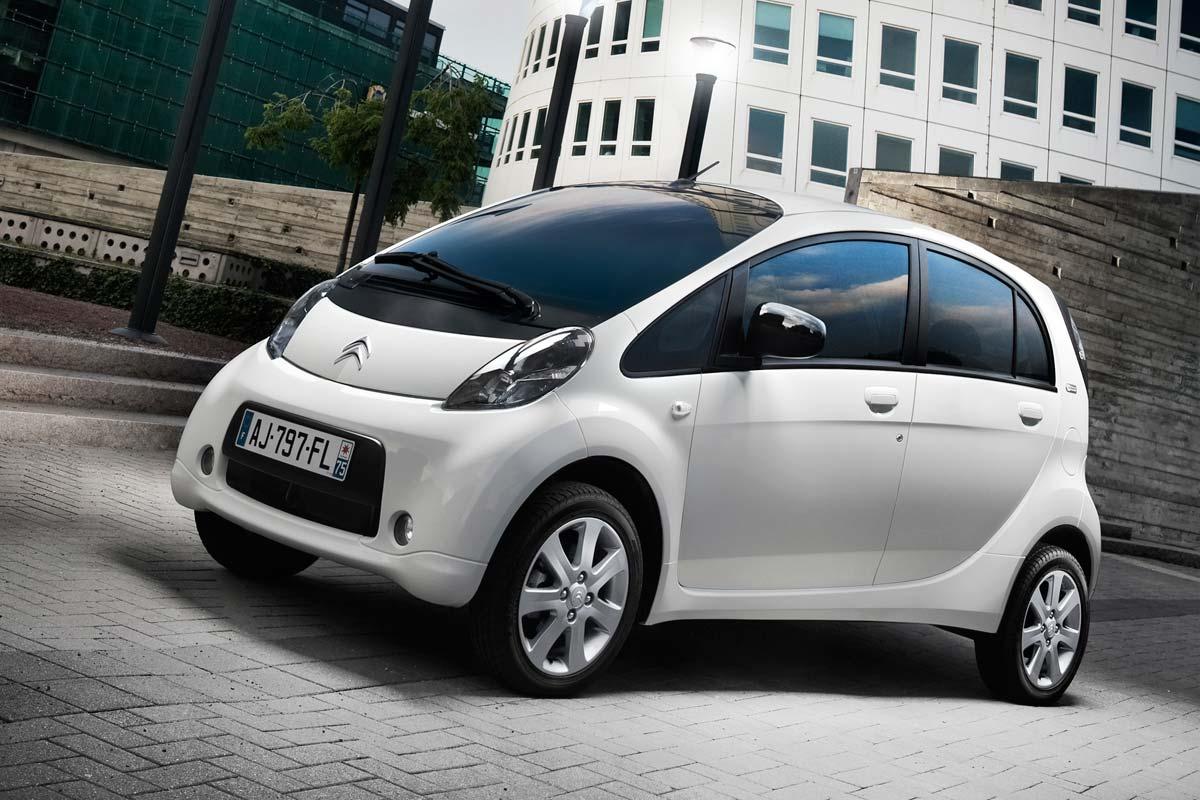 Los coches eléctricos de Citroën: C-Zero