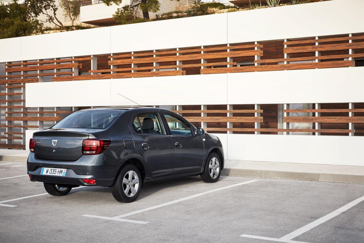Coches que no están vendiendo lo que querrían: Dacia Logan