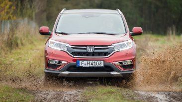 Coches que no están vendiendo lo que querrían: Honda CR-V