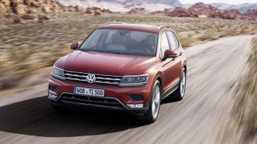 Coches que se están saliendo en ventas: Volkswagen Tiguan