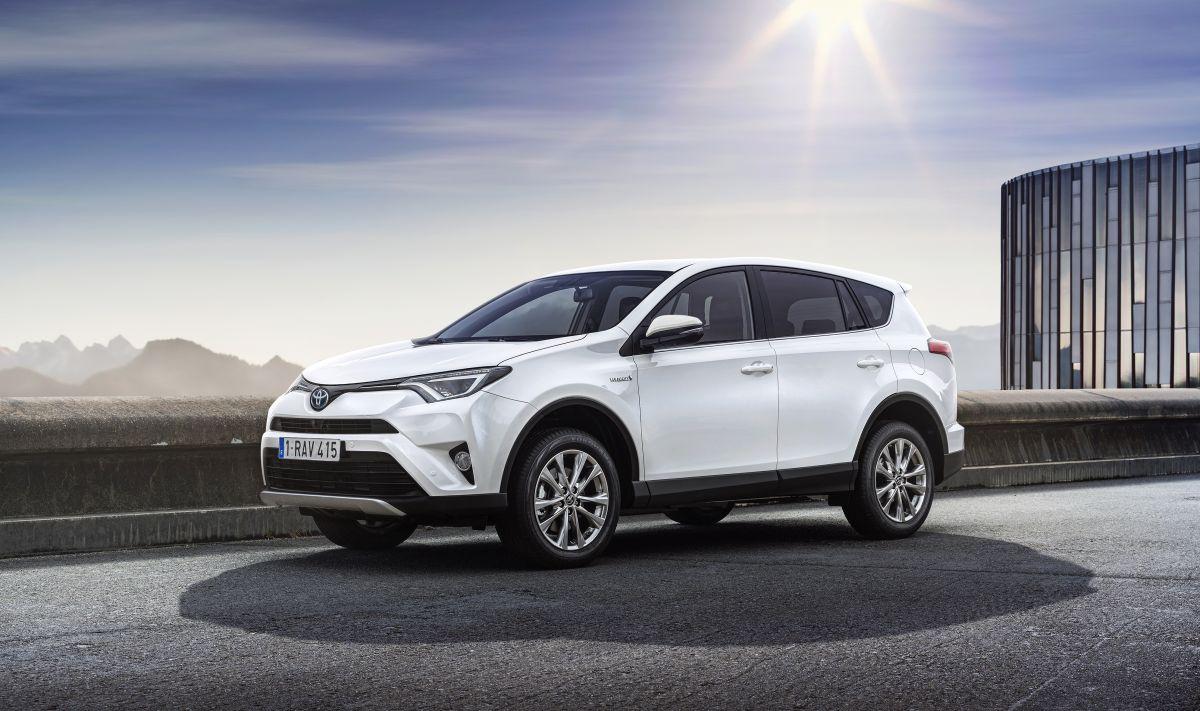 Coches que se están saliendo en ventas: Toyota RAV4
