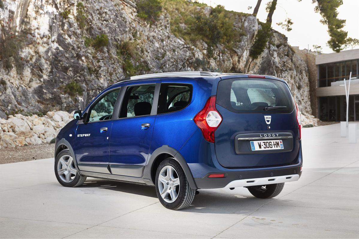 Coches que se están saliendo en ventas: Dacia Lodgy