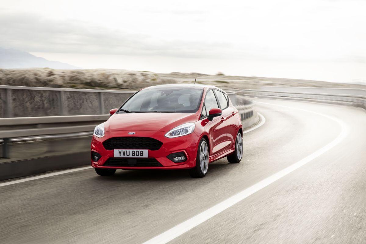 Ford Fiesta 2017: así es el utilitario de Ford (fotos)
