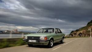 Ford Granada: historia, modelos y prueba (fotos)