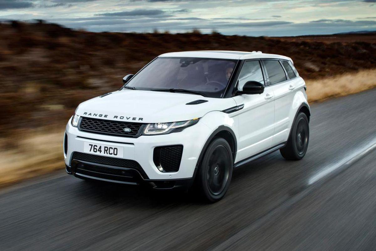 Range Rover Evoque y Land Rover Discovery Sport estrenan nuevos motores (fotos)