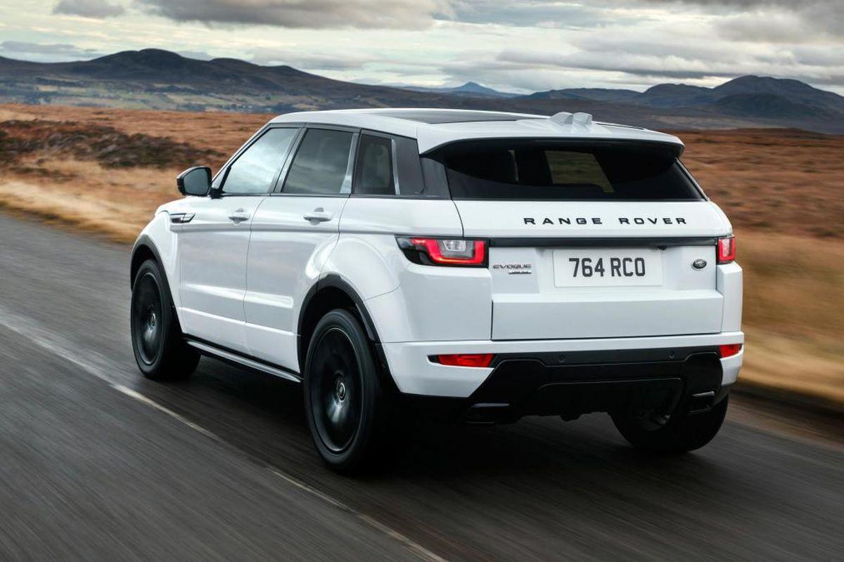 range rover evoque y land rover discovery sport estrenan nuevos motores cosas de coches. Black Bedroom Furniture Sets. Home Design Ideas