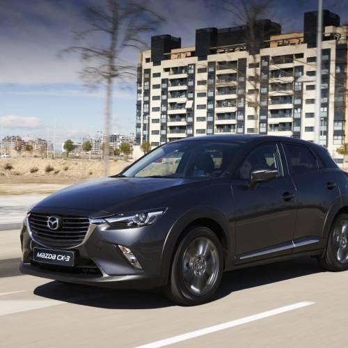 Mazda CX-3 Senses Edition, nueva edición especial para España