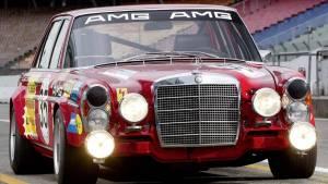 AMG: los mejores coches de sus 50 años (fotos)