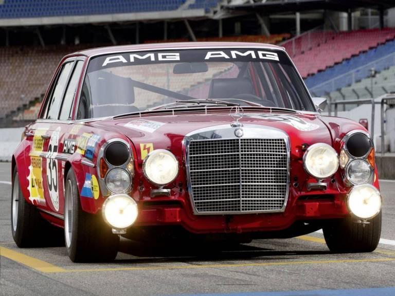AMG 300 SEL 6.3