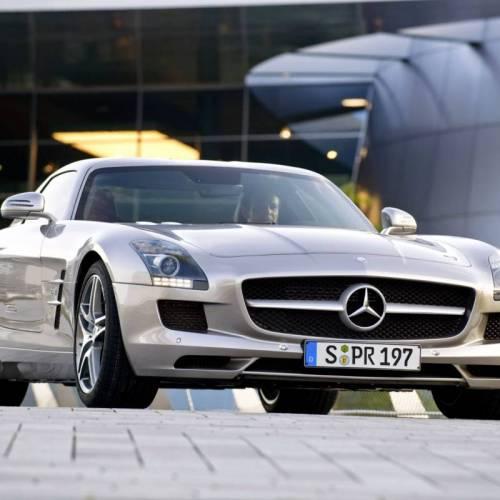AMG: los mejores coches de sus 50 años