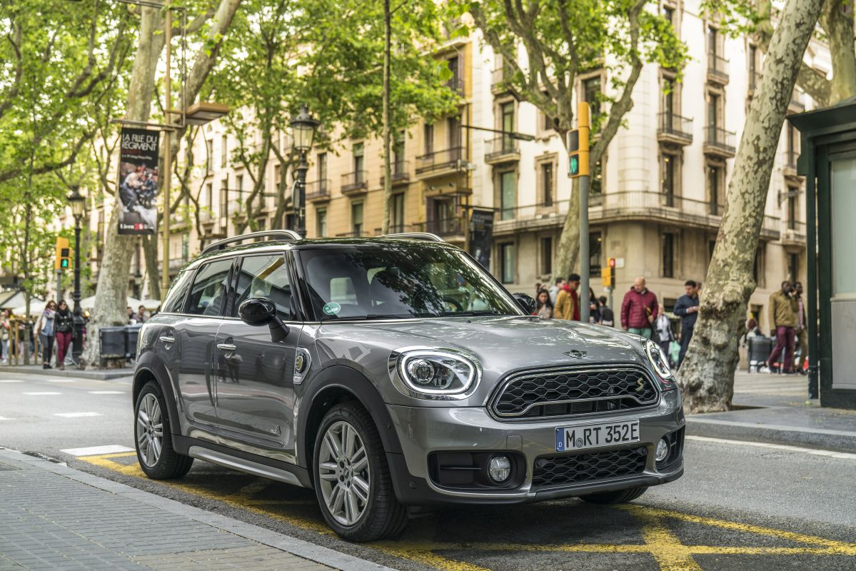 MINI Countryman Cooper S E ALL4, prueba (fotos)