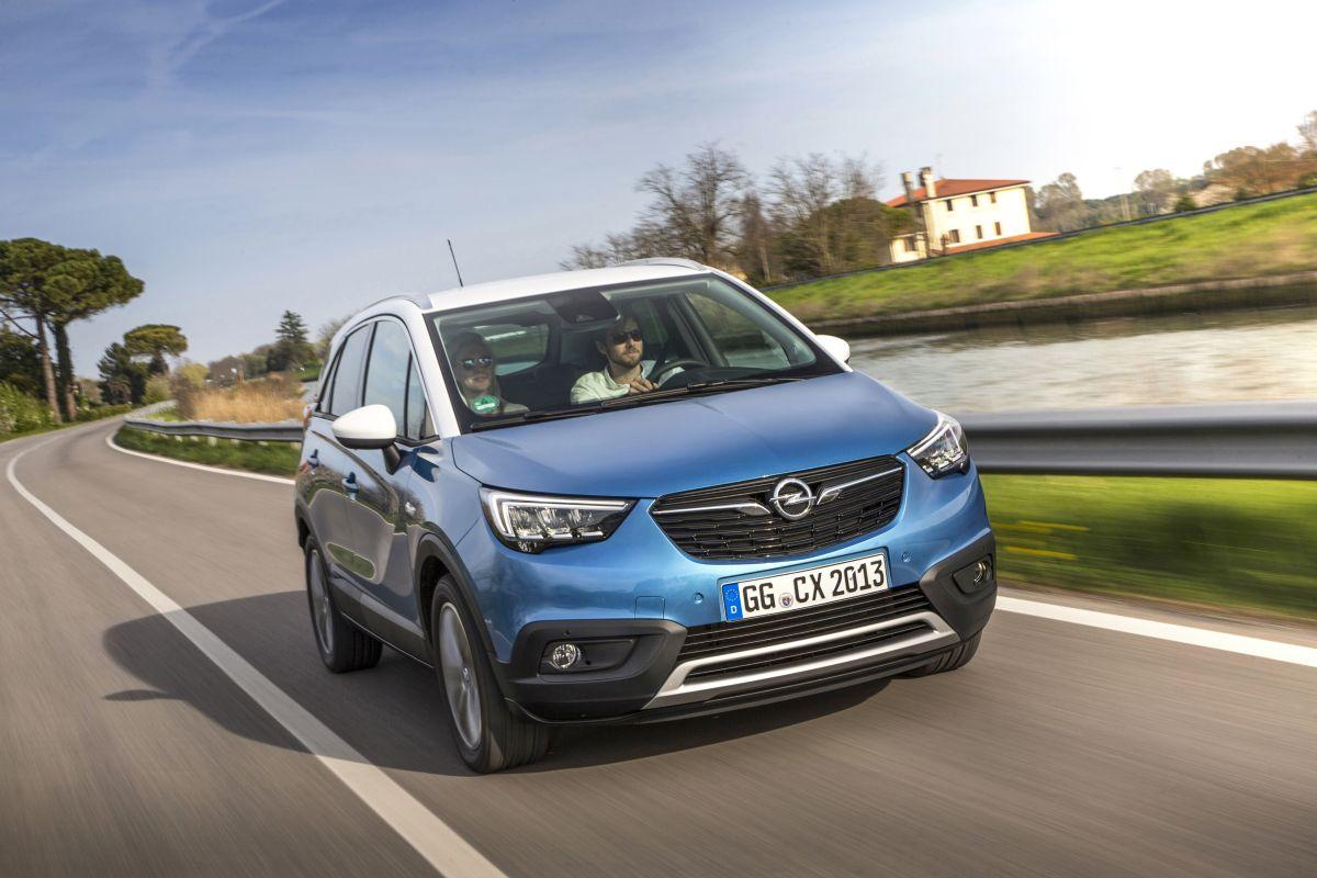 Opel Crossland X 2017, primera prueba (fotos)