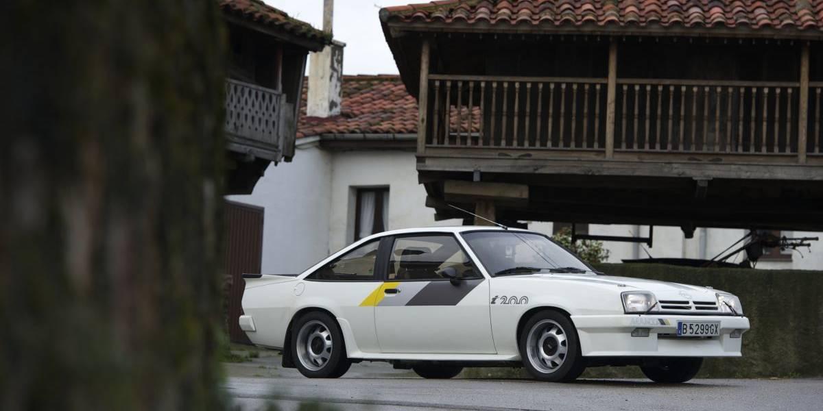 Opel Manta: historia, modelos y prueba