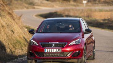 Peugeot 308 2017 frontal I