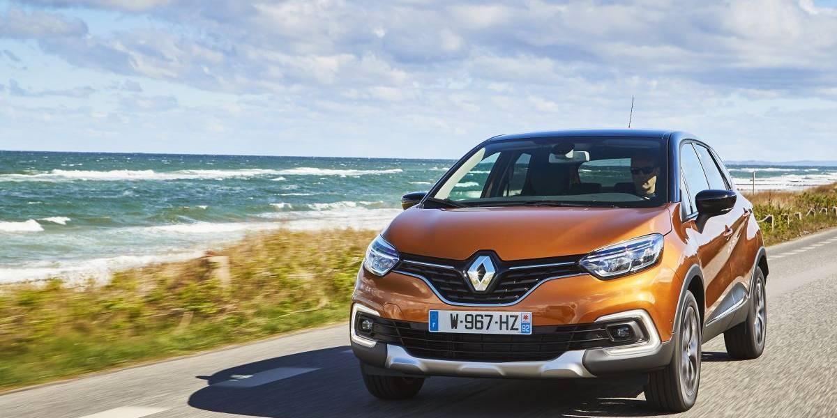 Renault Captur 2017, primera prueba del SUV de Renault