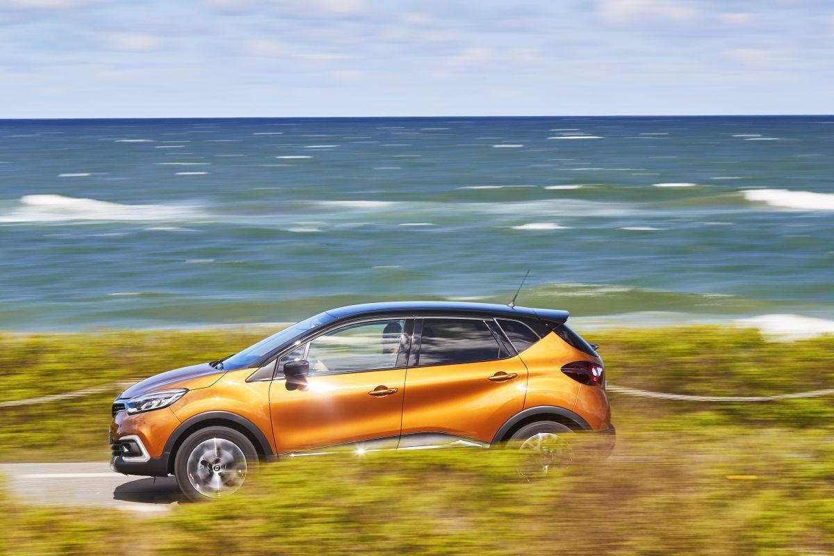 Renault Captur 2017: primera prueba (fotos)
