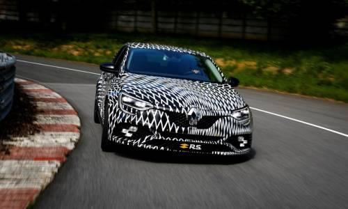 Renault Mégane R.S. 2018, nuevos datos