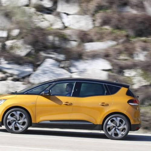 Renault Scénic dCi 130, a prueba: jaque al SUV