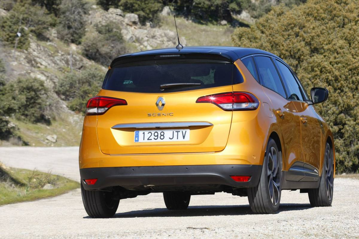 Renault Scénic dCi 130, a prueba (fotos)