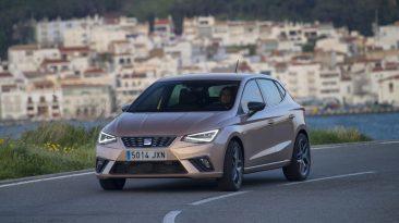 SEAT Ibiza 2017, prueba