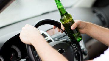 conducir bebido