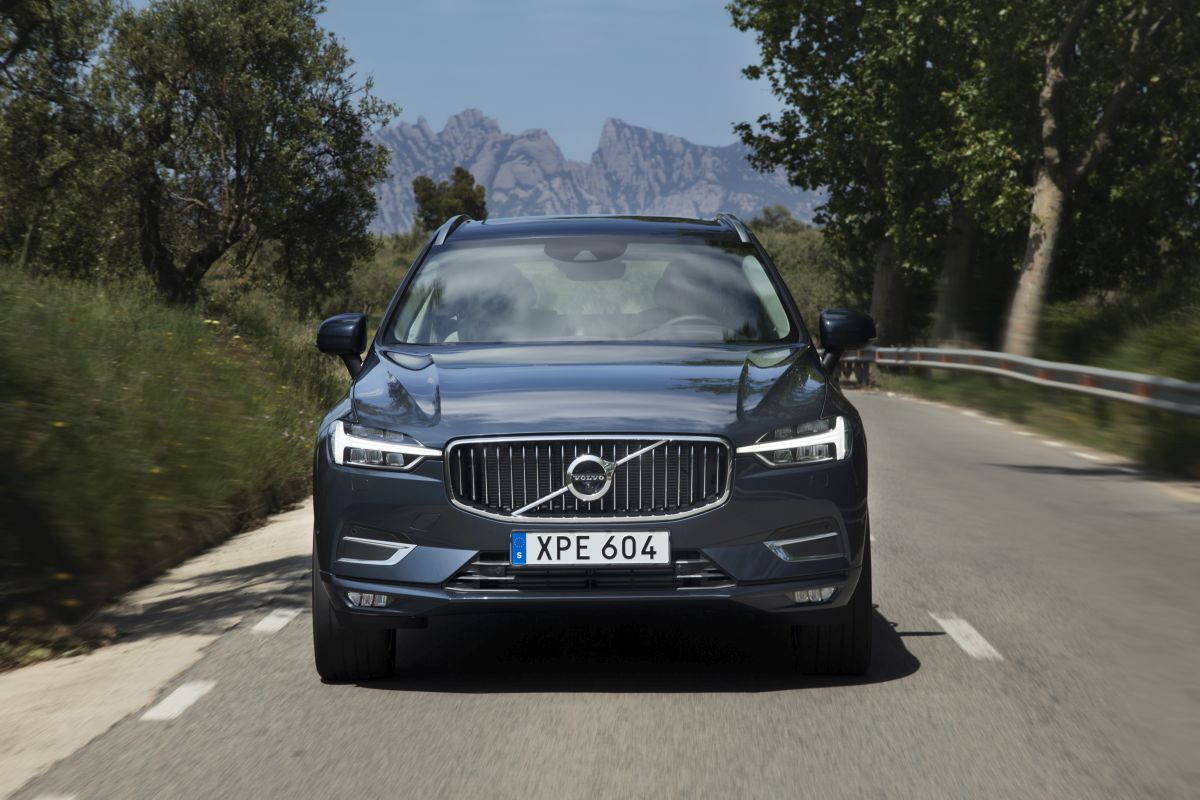 Volvo XC60 2017, primera prueba del SUV sueco (fotos)