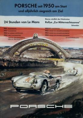 24h de Le Mans 1954