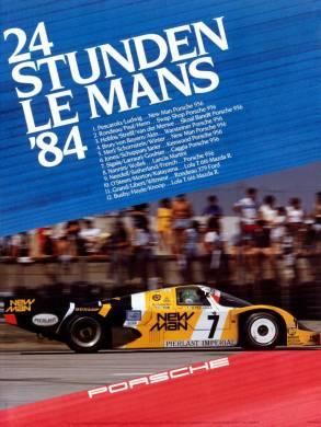 24h de Le Mans 1984