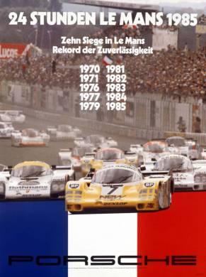 24h de Le Mans 1985