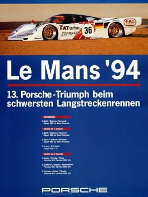 24h de Le Mans 1994