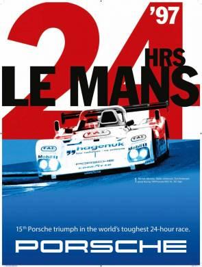 24h de Le Mans 1997
